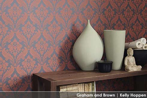 Graham and Brown Kelly Hoppen