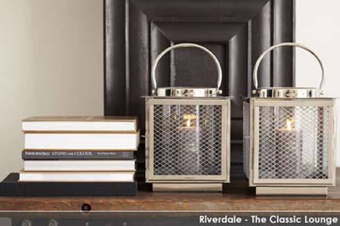Riverdale interieuraccessoires The Classic Lounge