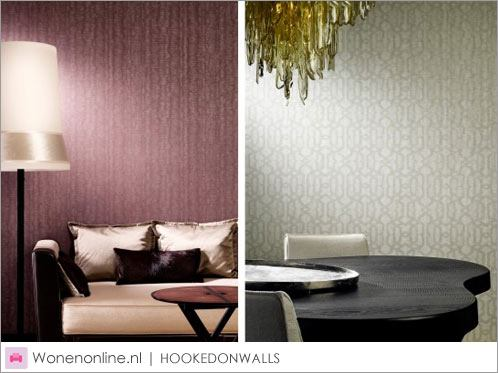 Behangtrends 2015 behang wandbekleding interieur for Behang voor slechte muren