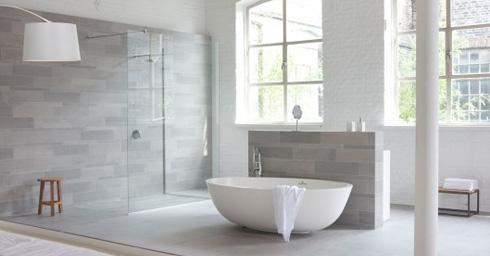 Moderne Witte Badkamer : Badkamertrendsinterieur website