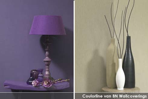 BN Wallcoverings Coulorline