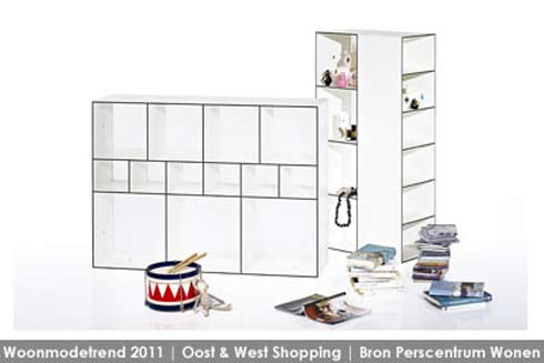Woontrends Oost & West shopping