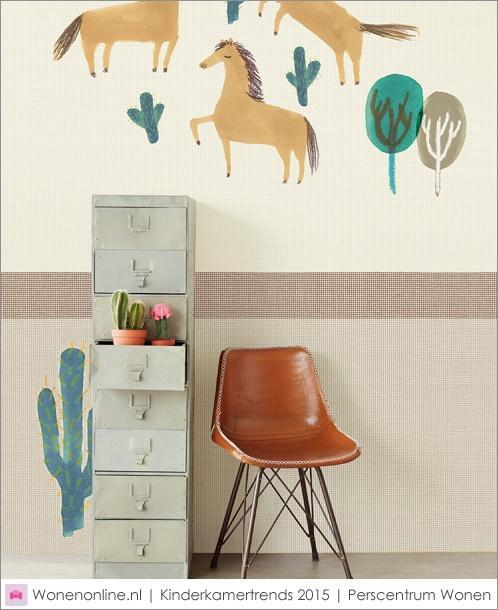 Kinderkamer wonen en interieur inspiratie share the for Interieur trends 2015