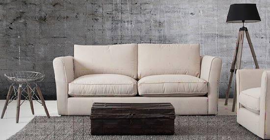 Brede Woonkamer Inrichten : Een kleine woonkamer inrichten meubels interieur