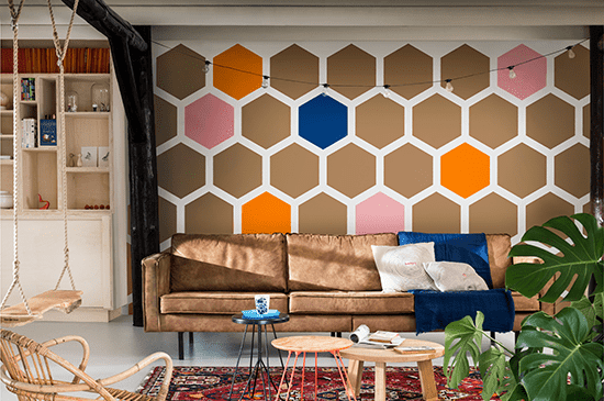 Interieur Combineren Kurk : De kleur van spiced honey kleurentrends interieur