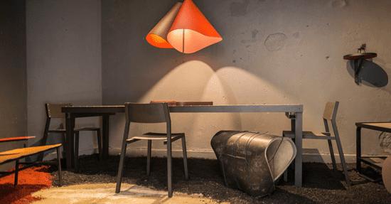 Forbo linoleum komt tot leven tijdens dutch design week linoleum