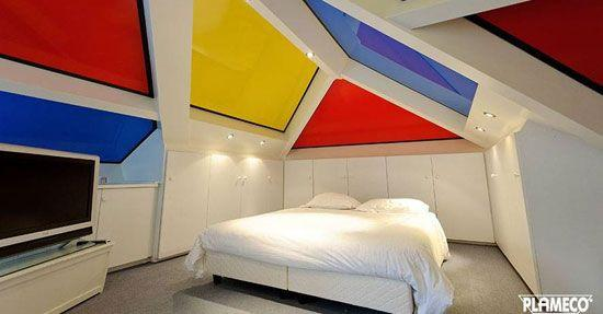 Leuke Ingerichte Slaapkamers : Leuke slaapkamerplafond ideeën interieurtips interieur