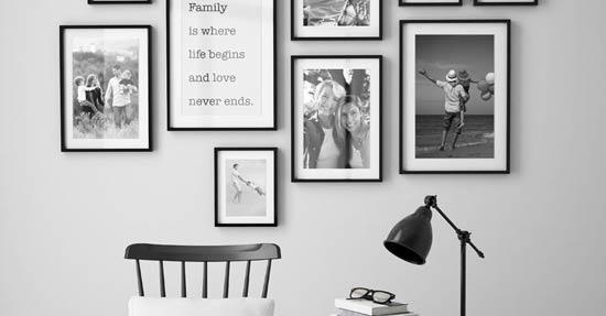 Wanddecoratie in de woonkamer | Interieurtips | Interieur