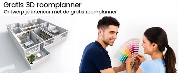banner roomplanner tablet