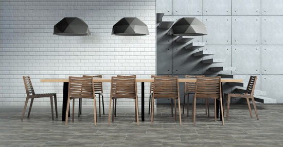 Betoon Look Vloer : Koele betonlook giet en betonlook vloeren vloeren