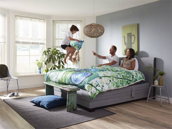 Wat is jouw slaap DNA® | Bed en matras | Slaapkamers