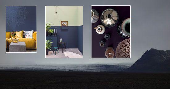 Kleurentrends interieur kleuren