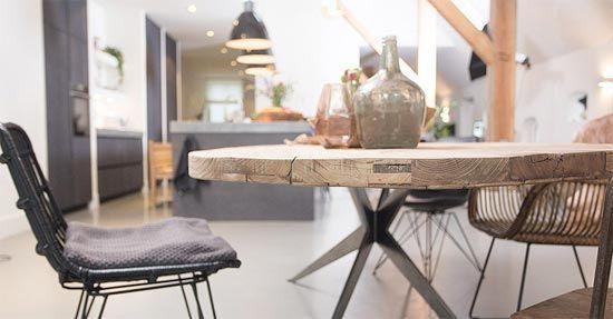 Houten Balkon Meubels : Houten meubels van meneer van hout meubels interieur
