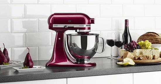 Wil je KitchenAid keukenrobot winnen!