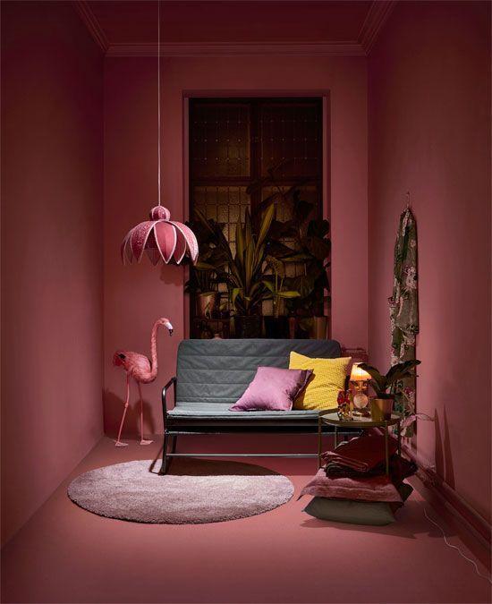 Maak Van Je Huis Een Luxe Jungle Ikea Interieur Merken Merken