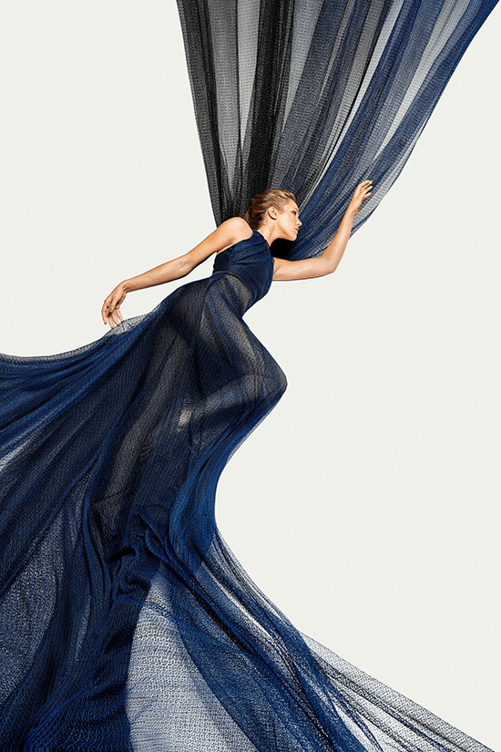 Mart Visser Lanceert Een Collectie Couture Gordijnen