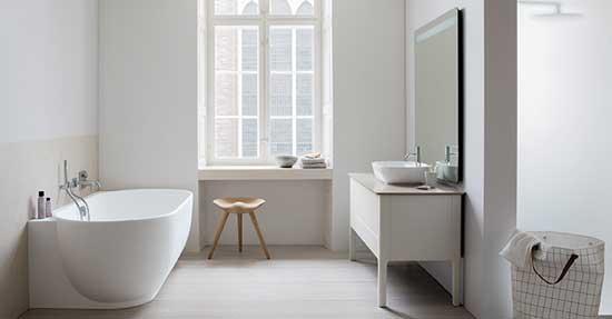 Scandinavische elegantie | Inrichten en indelen | badkamer