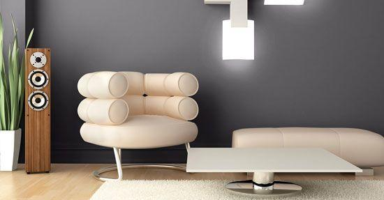 Trendkleur van kleurentrends interieur