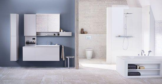 Dé optimale badkamerinrichting | Inrichten en indelen | badkamer