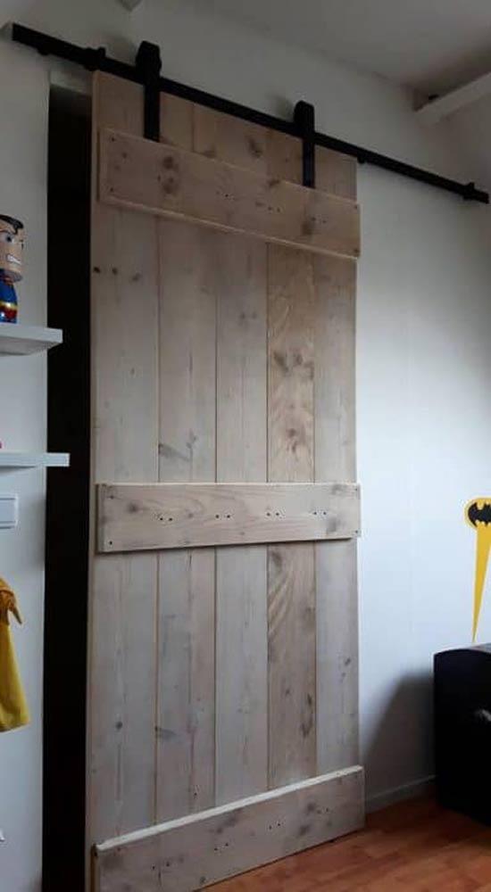 Slaapkamer Van Steigerhout.Unieke Steigerhouten Meubelen Meubels Interieur