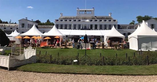 Tuin Paleis Soestdijk : Zomerse zomerfair in de tuinen van paleis soestdijk s van