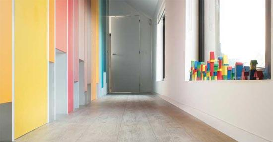 Tempo luxevinyl op rol kunststof vloeren vloeren