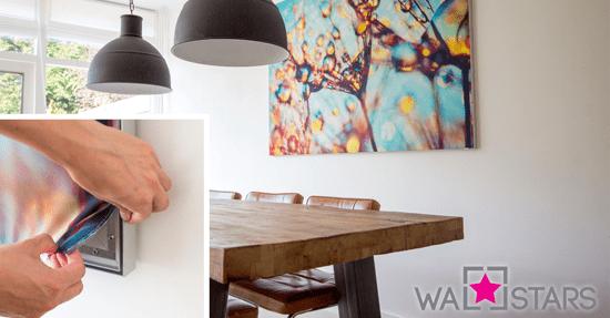 Trend verwisselbare fotokunst muurdecoratie