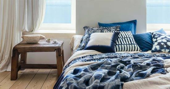 Zara Home total Indigo