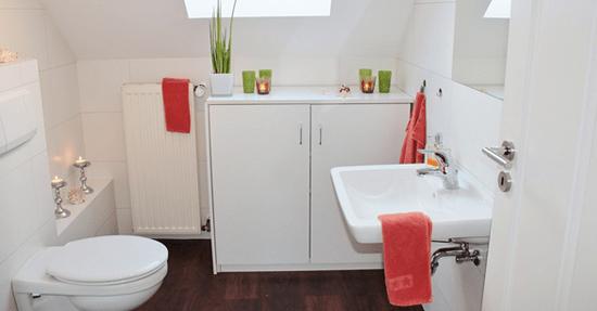 Afmeting Toilet Badkamer : Toilet hygiëne badkamer