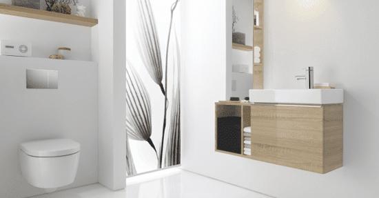 Ruimte creëren in de kleine badkamer | Badkamermeubelen | badkamer