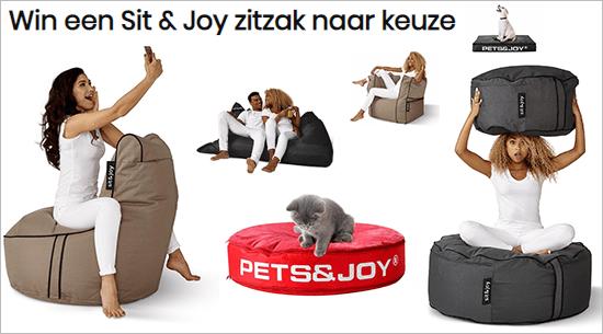 Win een Sit & Joy zitzak naar keuze