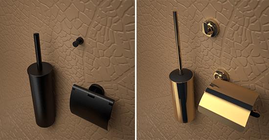 Gouden Accessoires Slaapkamer : Gouden en zwarte geesa accessoires perfecte match met trendkleur