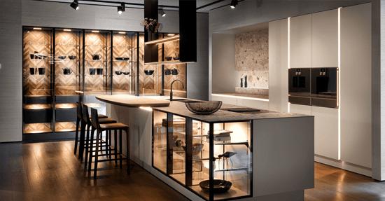 Nieuw greeploos design van siematic siematic keukens merken