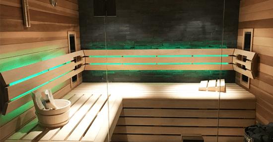 Sauna & Wellness | badkamer