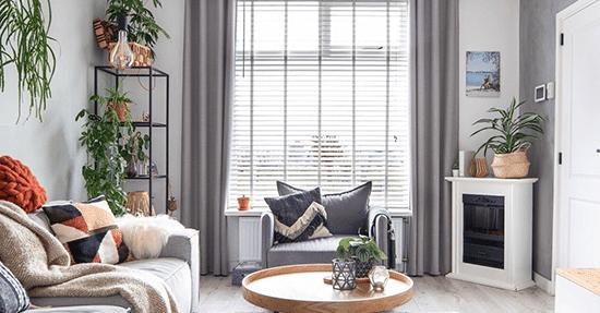 Raamdecoratie trends najaar 2018 raambekleding zonwering interieur