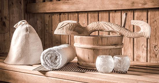 Sauna In Huis : Sauna aan huis de voor en nadelen sauna wellness badkamer