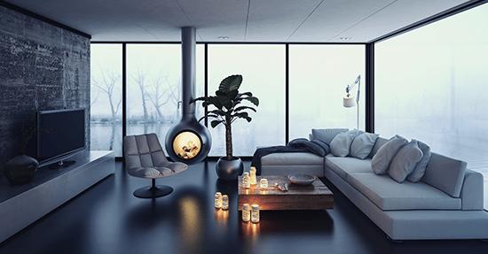Modern Strak Interieur : Strak modern interieur deze items mogen niet ontbreken