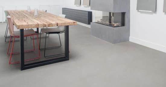 Giet en betonlook vloeren vloeren