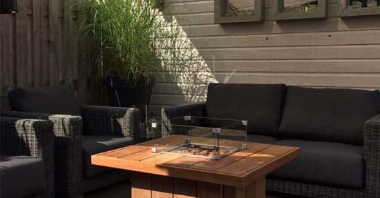 Buitenhaard De Tuin : Vindt een buitenhaard die bij jou tuin past zodat je ook in de