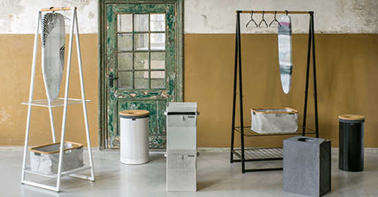 WIN een stylish Brabantia LINN kledingrek