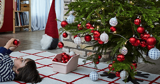 IKEA kersttrends 2019: VINTER