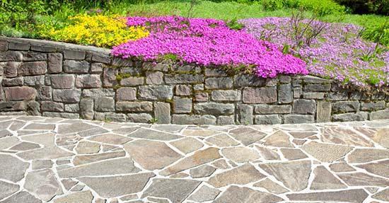 Tuin En Terrastegels.Natuursteen Terrastegels Voor Een Unieke Uitstraling