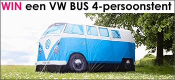 banner - vwbusje - tent
