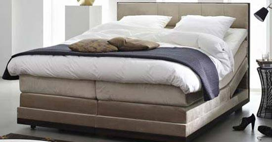 swiss sense by paul linse bed en matras slaapkamers. Black Bedroom Furniture Sets. Home Design Ideas