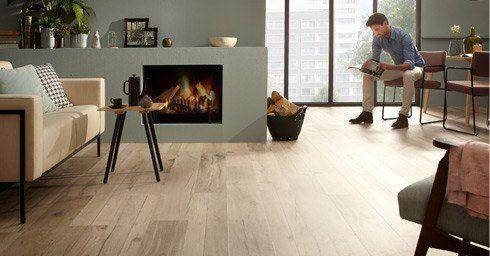 Lekker warm een kunststof vloer vloeren