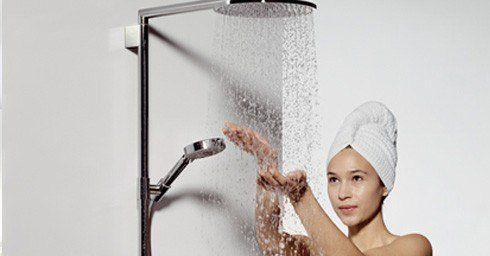 Douche Grohe Rainshower