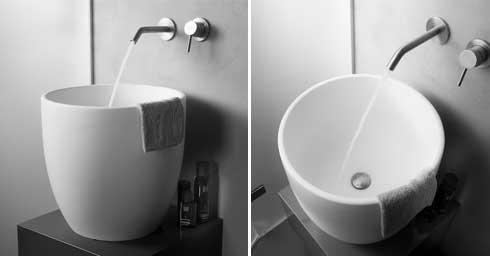 Jee O Wastafel : Jee o egoista wastafels badkamer