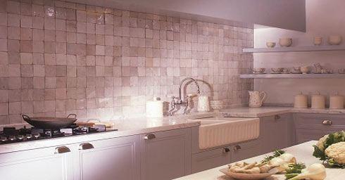 Design Wandtegels Keuken : Keuken marokaanse tegels eigen huis en tuin
