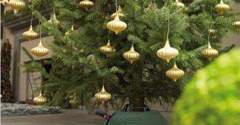 Elho kerstcollectie planten en bloemen interieur for Easyfix behang