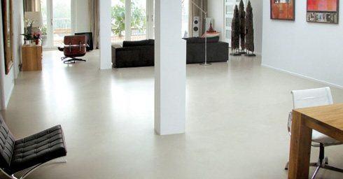 Motion gietvloeren giet en betonlook vloeren vloeren